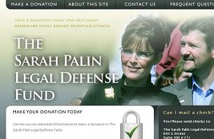 Sarah Palin Legal Defense Fund